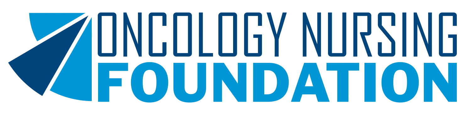 Oncology Nursing Foundation Logo
